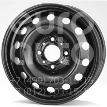 Колесный диск KFZ KFZ 7835  6x15 4x98 DIA58  ET31.5 штампованный