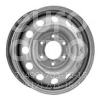 Колесный диск KFZ 6.5x16 6x139.7 92.5 ET56 KFZ 9207  Kia H1 Travel у  6.5x16 6x139.69999999999999 DIA92.5  ET56 0
