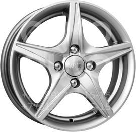 Колесный диск КиК Мустанг блэк платинум  5x14 4x98 DIA58.6  ET30 литой