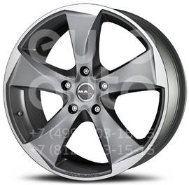 Колесный диск MAK Raptor 5 graphite mirror  8.5x20 5x114.3 DIA76  ET50 литой
