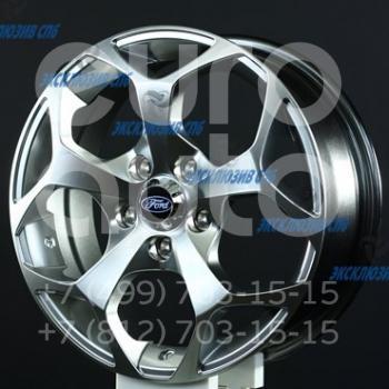 Колесный диск Replica (FR) 050  6x15 5x108 DIA63.4  ET52.5 литой