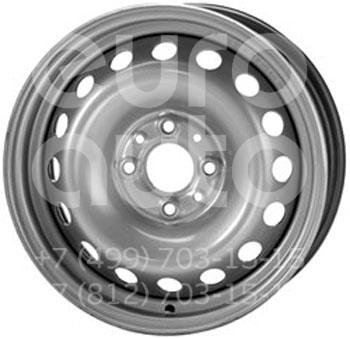 Колесный диск Стальные диски 5.0x13 4x98 58.5 ET40  KWM (ВАЗ 08-09)  5x13 4x98 DIA58.5  ET40 0