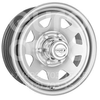 Колесный диск Dotz Dakar  7x16 5x114.3 DIA60.1  ET30 литой