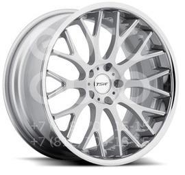 Колесный диск TSW Amaroo Silver Mirror Cut Face  8.5x18 5x112 DIA72  ET43 литой