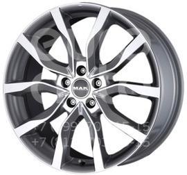 Колесный диск MAK 8x19 5x108 63.4 ET45 MAK Highlands Black Mirror  8x19 5x108 DIA63.4  ET45 0