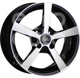 Колесный диск CROSS STREET 5.5x13 4x98 58.6 ET35 CROSS STREET Y806 BKF  5.5x13 4x98 DIA58.6  ET35 0