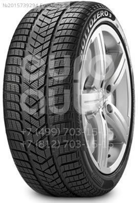 Шина Pirelli SottoZero 3 275/35 R20 102 XL V