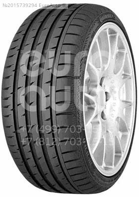 Шина Continental ContiSportContact 3 275/40 R19 101 W