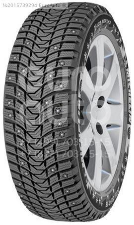 Шина Michelin X-Ice North 3 215/55 R17 98 XL T