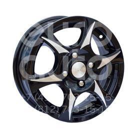 Колесный диск СКАД Аэро алмаз  5x13 4x98 DIA58.6  ET35 литой