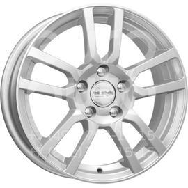 Колесный диск КиК КС707 сильвер  6x15 5x105 DIA56.6  ET39 литой