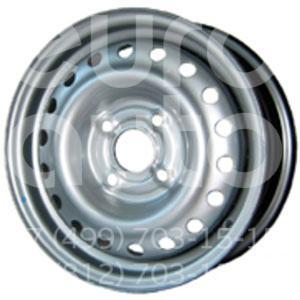 Колесный диск Стальные диски Евродиск 54J47H  5.5x15 5x114.3 DIA67.1  ET47 штампованный