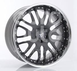 Колесный диск Hamann Edition Race Anodized  10.5x20 5x120 DIA72.6  ET26 литой