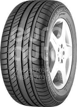 Шина Continental Conti4x4SportContact 275/40 R20 106 XL Y