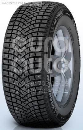Шина Michelin Latitude X-Ice North 2 255/50 R19 107 XL T