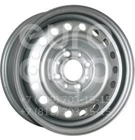 Колесный диск Стальные диски 6x15 4x100 54.1 ET48 ТЗСК Hyundai Solaris / KiaRio  6x15 4x100 DIA54.1  ET48 0