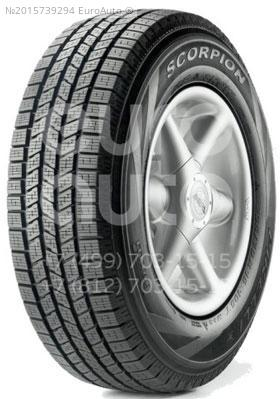 Шина Pirelli Scorpion Ice & Snow 285/35 R21 105 XL V