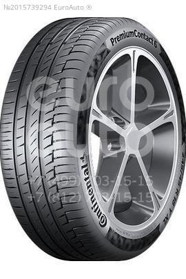 Шина Continental R17 225/45 91V FR CPC 6 45/225 17 91 V
