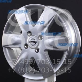 Колесный диск Replica (LS) NS43  5.5x15 4x100 DIA60.1  ET50 литой