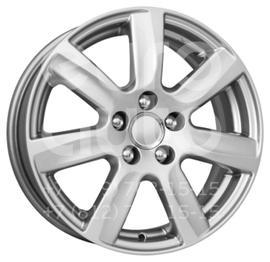 Колесный диск КиК КС585 (Polo) сильвер  6x15 5x100 DIA57.1  ET40 литой