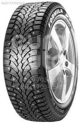 Шина Pirelli Formula Ice 185/65 R15 88 T