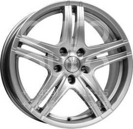 Колесный диск КиК Омаха блэк платинум  5x13 4x98 DIA58.5  ET35 литой