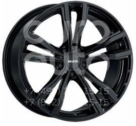 Колесный диск MAK 10x21 5x112 66.6 ET50 MAK X-MODE Gloss Black  10x21 5x112 DIA66.6  ET50 0