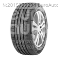 Шина Continental ContiPremiumContact 5 70/185 R14 88 H