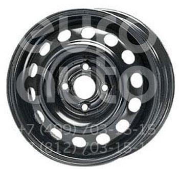 Колесный диск Стальные диски FMZ  6.5x15 5x120 DIA0  ET20 штампованный