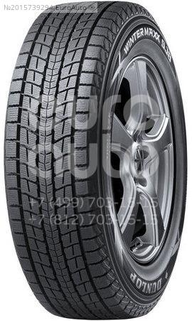 Шина Dunlop Winter Maxx SJ8 275/60 R20 115 R