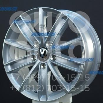 Колесный диск Replica (LS) VW33  6.5x16 5x112 DIA57.1  ET33 литой