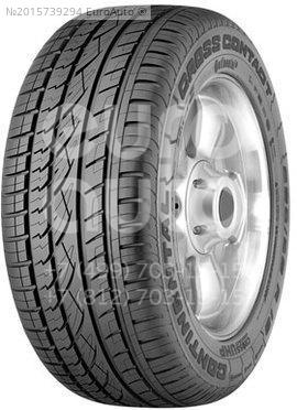 Шина Continental ContiCrossContact UHP 235/60 R16 100 H
