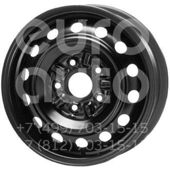 Колесный диск KFZ KFZ 5210  5x14 5x100 DIA57  ET35 штампованный