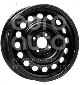 Колесный диск Стальные диски ККЗ  6x15 4x100 DIA60  ET50 литой