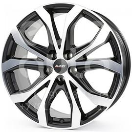 Колесный диск Alutec W10 racing black fpolished  8.5x18 5x150 DIA110.1  ET51 литой
