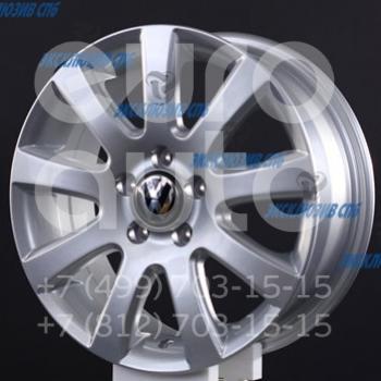Колесный диск Replica (LS) VW5  6x15 5x100 DIA57.1  ET43 литой