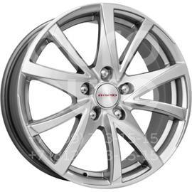 Колесный диск КиК Игуана блэк платинум  6.5x16 5x105 DIA56.6  ET39 литой
