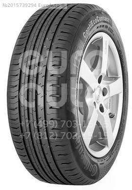 Шина Continental R14 185/70 88T ECO CONTACT 5 70/185 R14 88 T