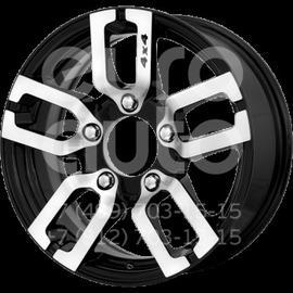 Колесный диск iFree Офф-лайн Блэк Джек  6.5x16 5x139.69999999999999 DIA98  ET40 литой