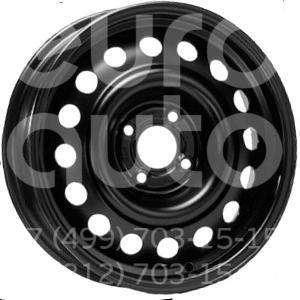 Колесный диск Trebl 6.5x16 5x114.3 66.1 ET40  TREBL 7855 black  6.5x16 5x114.3 DIA66.1  ET40 0