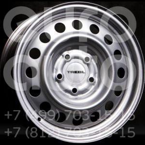 Колесный диск Trebl X40015  7x17 5x114.3 DIA60.1  ET45 штампованный