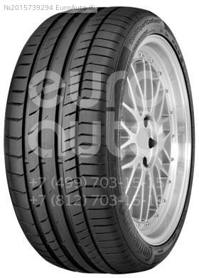 Шина Continental ContiSportContact 5 315/35 R20 110 XL W