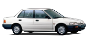 Honda Civic 1988-1991