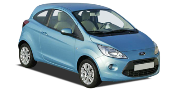 Ford KA 2009-2016