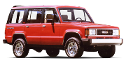 Isuzu Trooper >1992