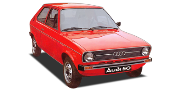 Audi 50 >1978