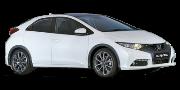 Honda Civic 5D 2012-2016