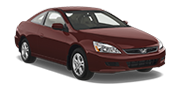 Honda Accord Coupe USA 2003-2008