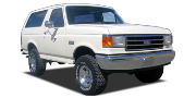 Ford America Bronco II 1984-1990