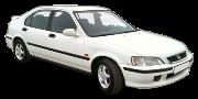 Honda Civic (MA, MB 5HB) 1995-2001